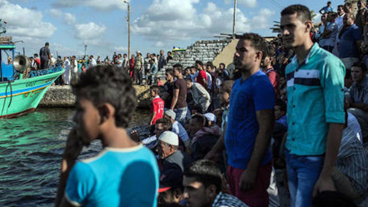 Dozens of bodies being retrieved after Egypt boat tragedy