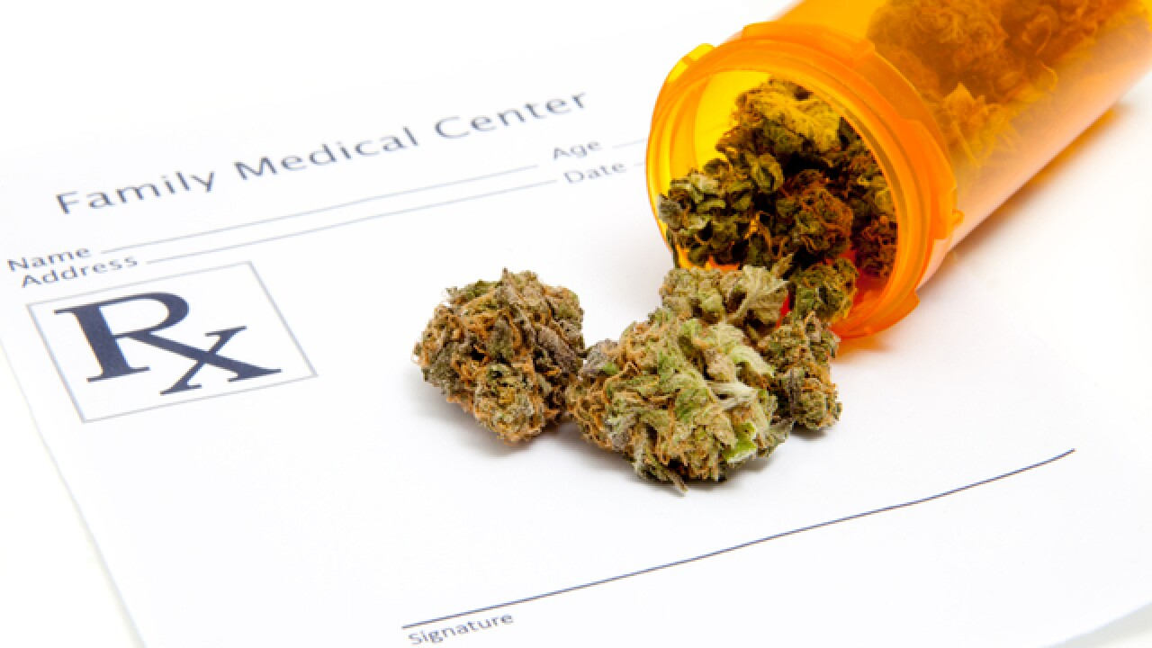 Congress warming to idea of medical pot for vets
