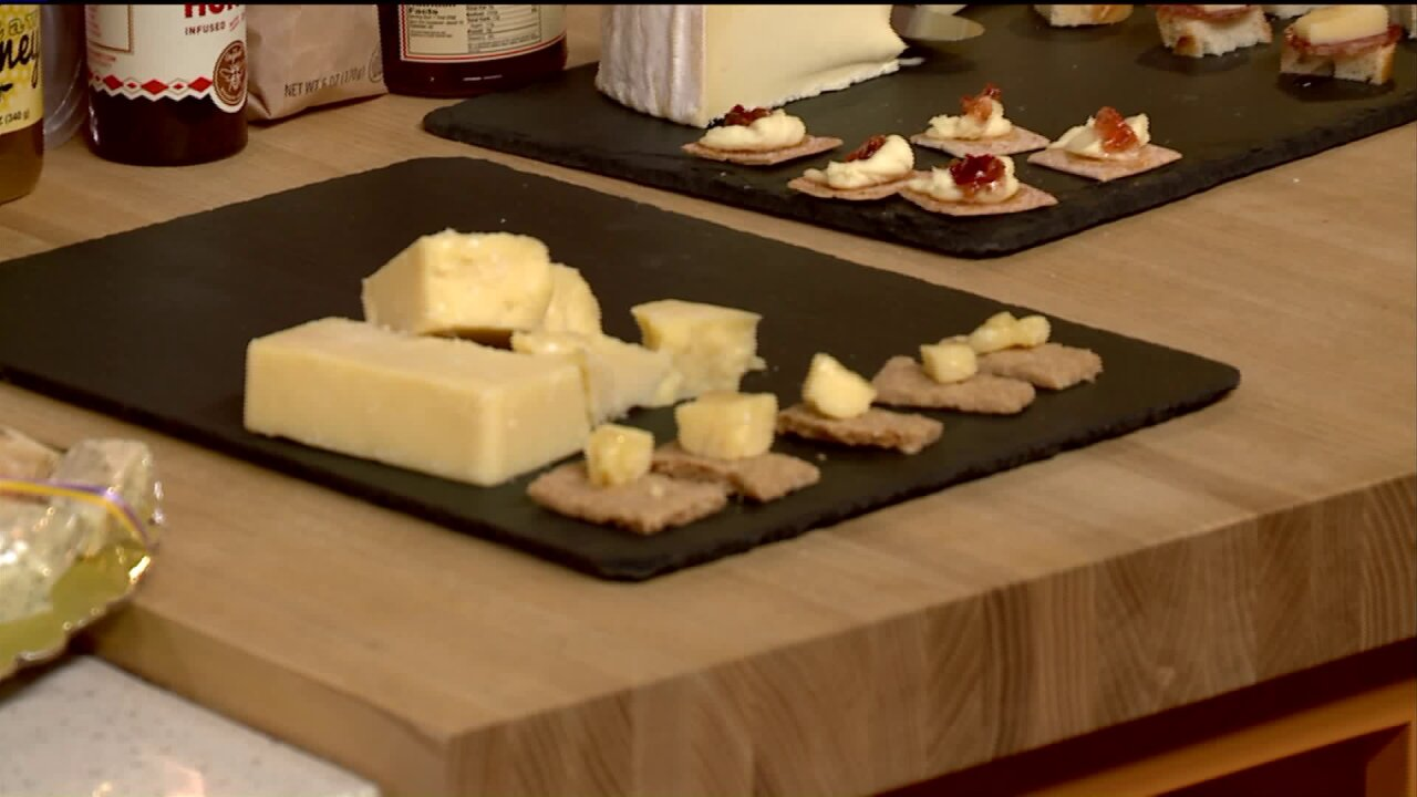 Gourmet cheese doesn't have to beintimidating