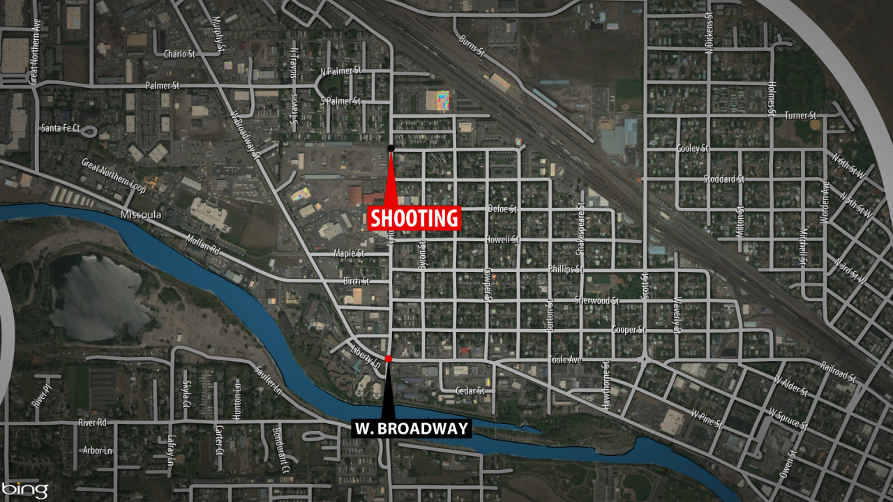 Police investigating shooting in Missoula