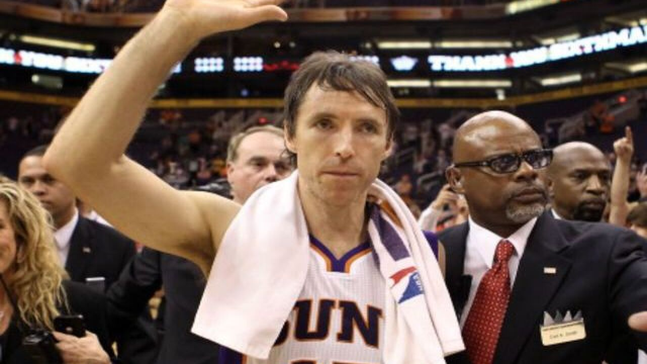 Former Suns stars Nash, Hill and Kidd to be inducted to basketball Hall of Fame Friday