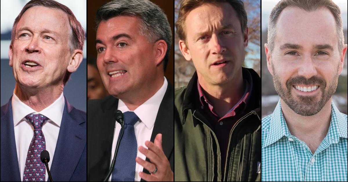 Gardner, Dem opponents weigh in on Hick entering Senate race