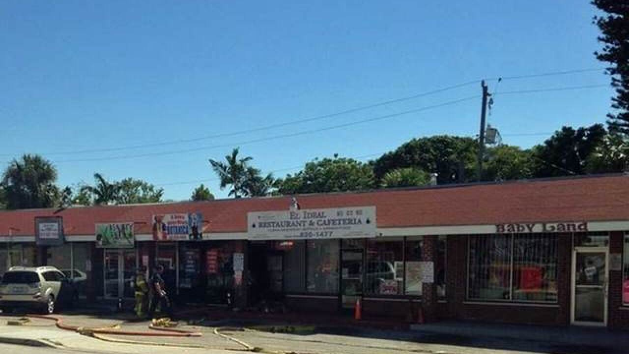 Two killed in St  Anne & Vierge Miracle Botanica store fire