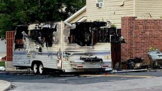 Westminster camper fire_suspicious_Aug 5 2020