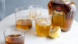 Food Canadian Whisky