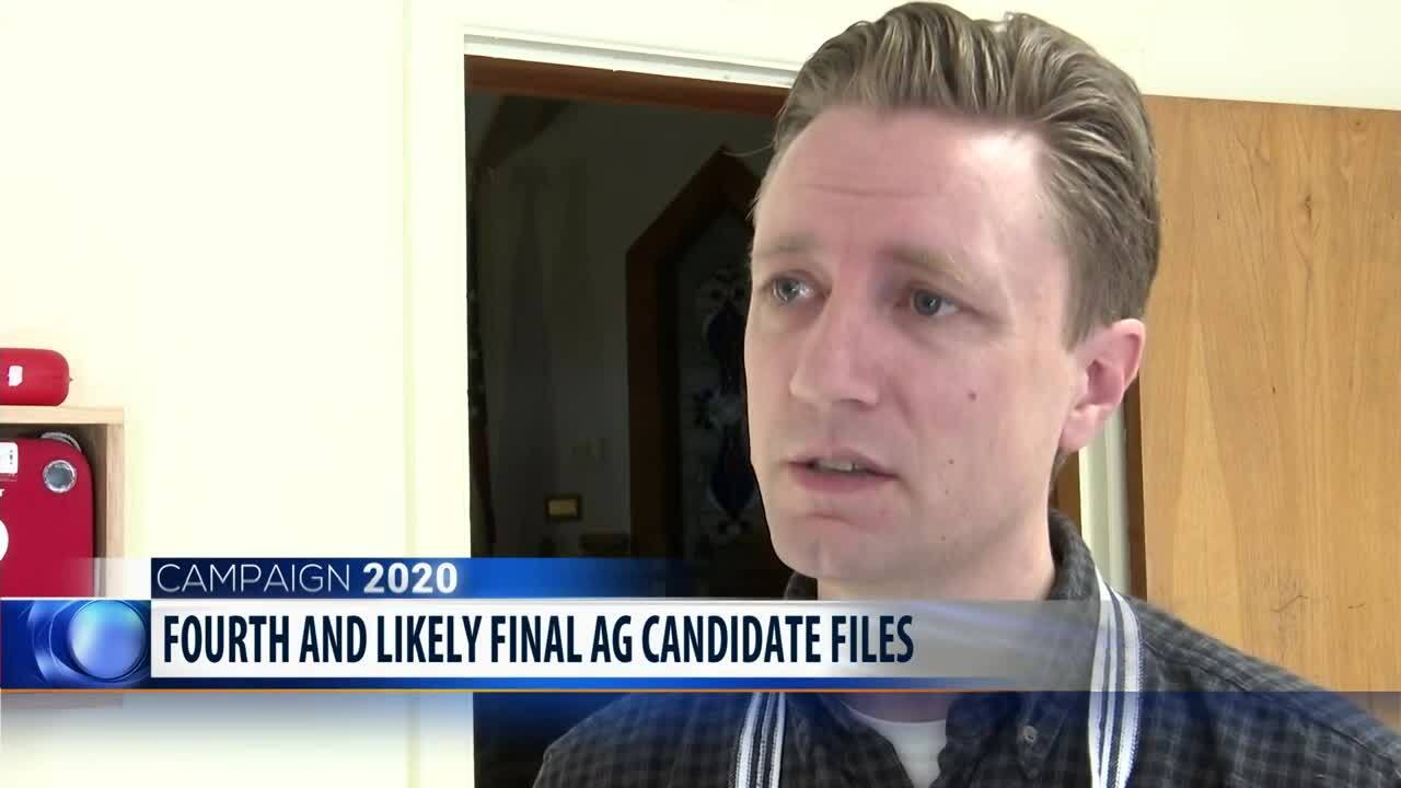 Jon Bennion enters race for Montana's Attorney General