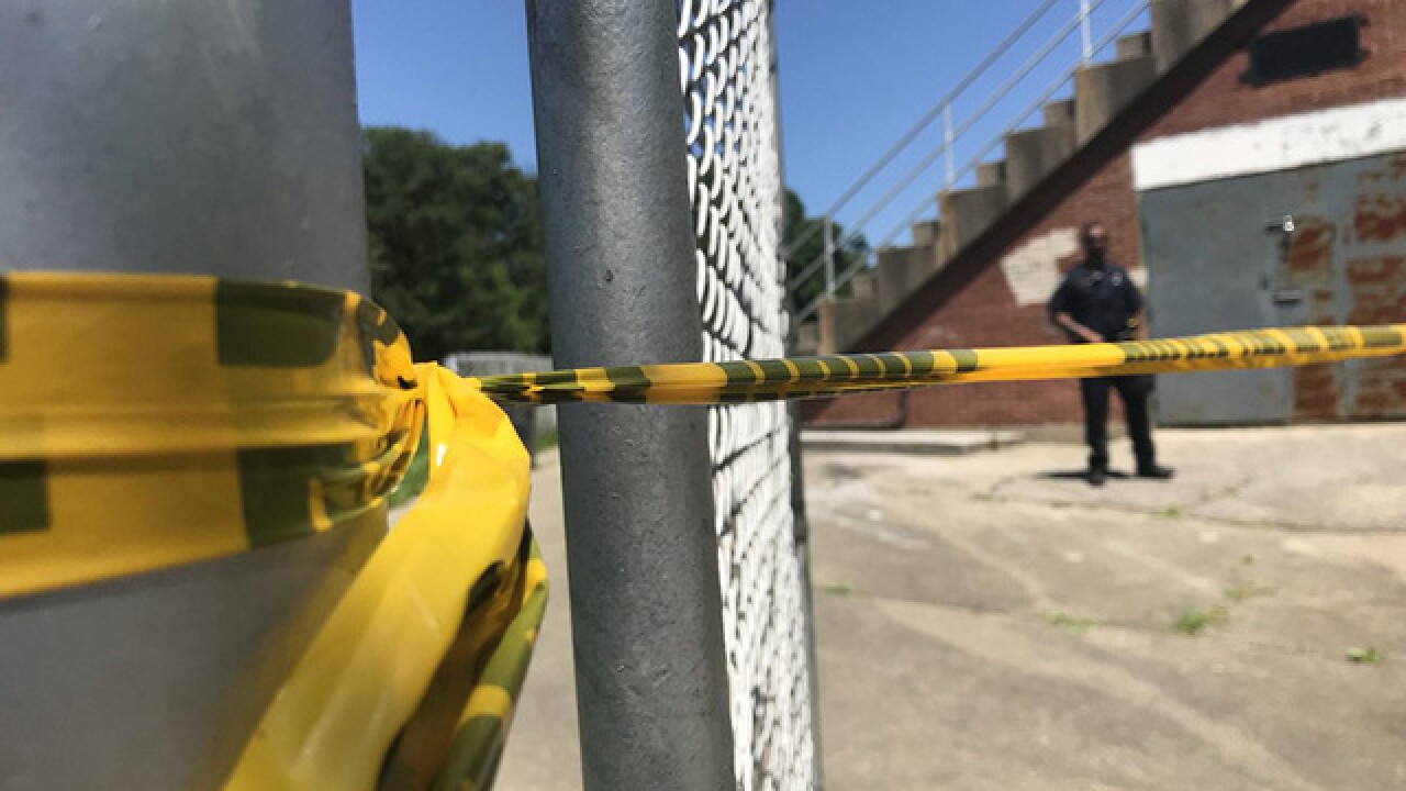Body found in bleachers was 20-year-old woman