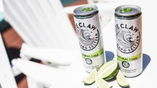 White Claw Selects-Natural Lime