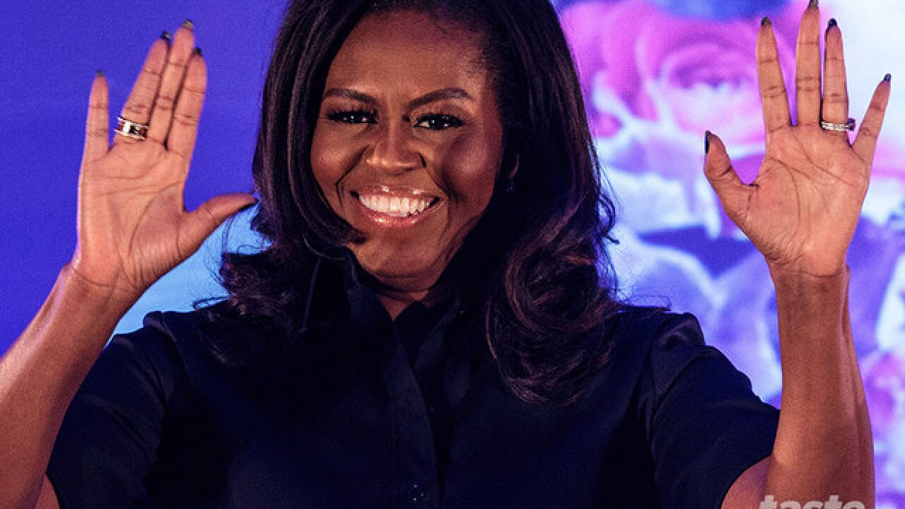 Ticket Alert Michelle Obama Coming To Bb T Center