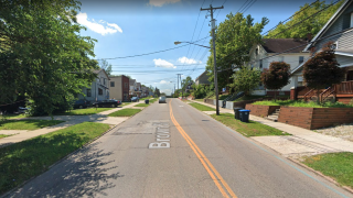 Brown Street in Akron