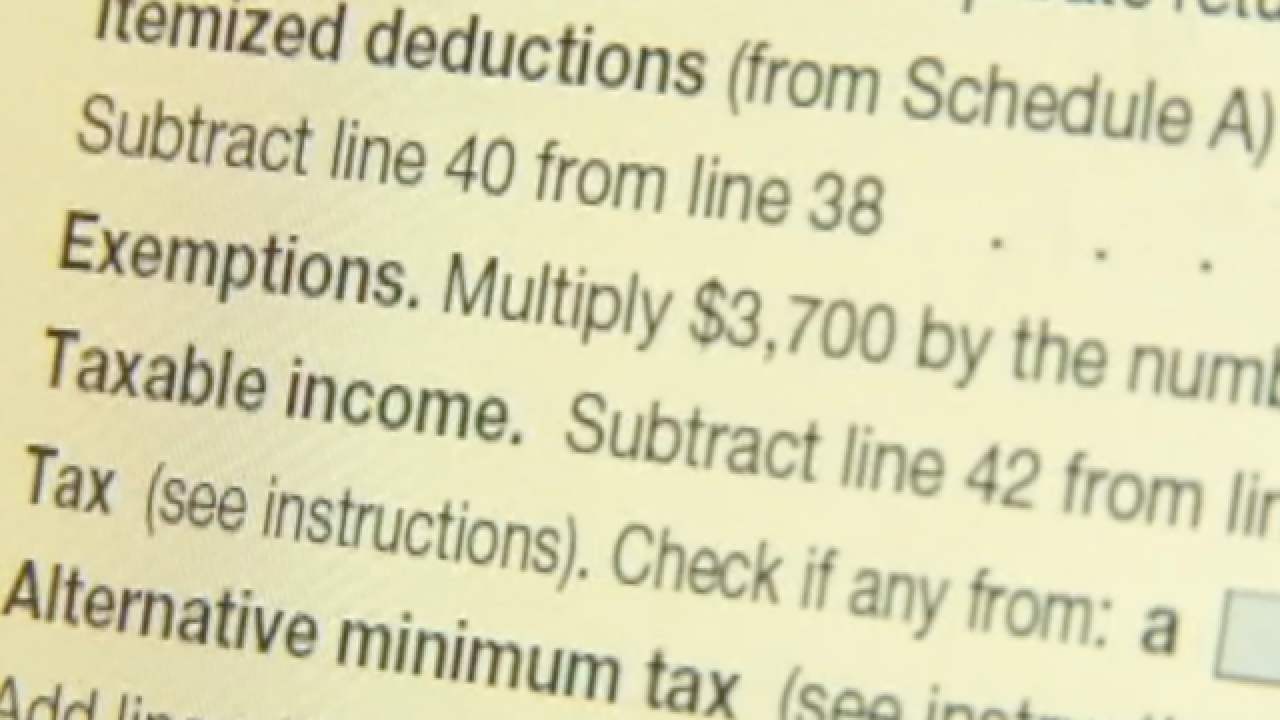 Tax report warns consumers about excessive fees, picking the right preparer