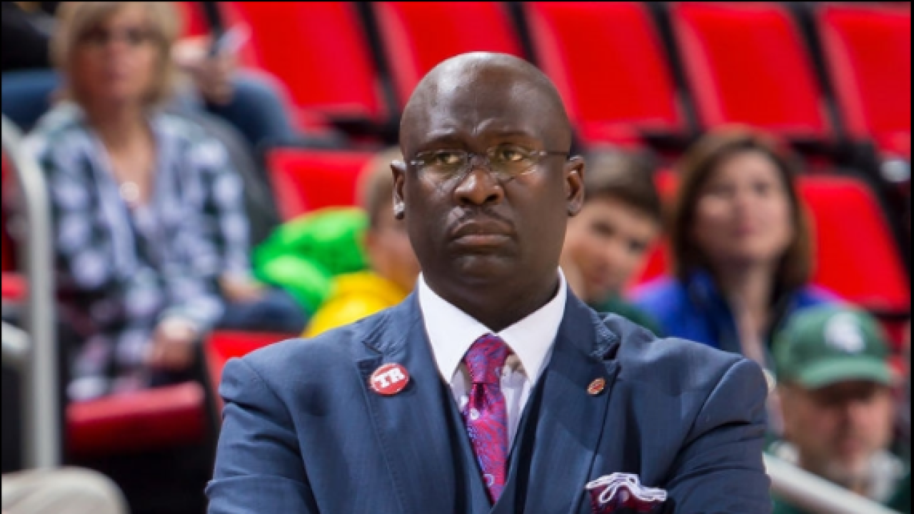 Detroit Mercy fires Bacari Alexander after two seasons