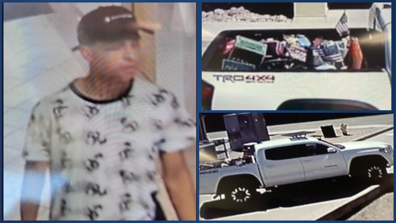 Payson armed robbery suspect