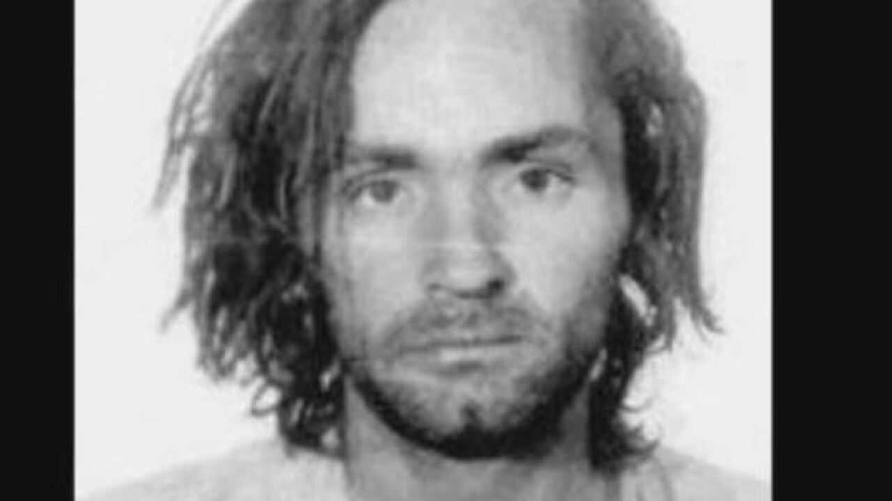 3c09ea5e296e Personal items of Charles Manson on display at Zak Bagan s museum
