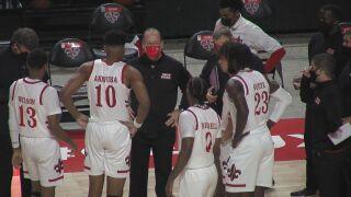 Louisiana basketball 2020