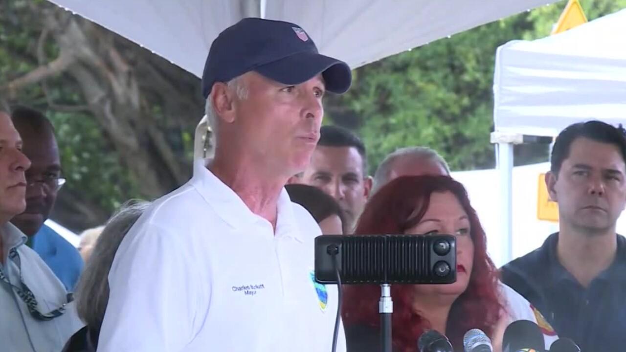 Surfside Mayor Charles Burkett speaks at a news conference on June 29, 2021.jpg