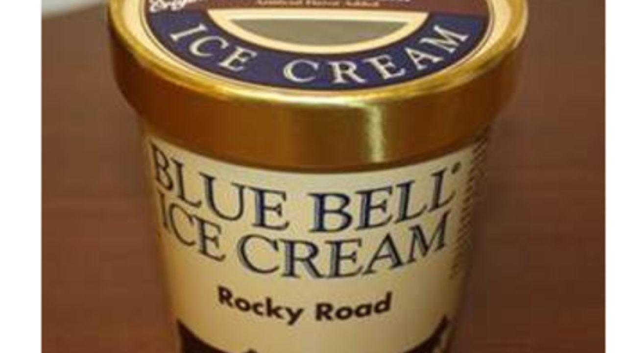 Blue Bell Ice Cream issues recall