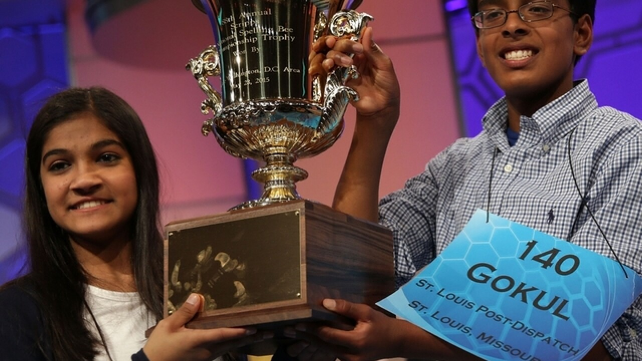 Scripps National Spelling Bee Word List 2020.National Spelling Bee Becoming Easier To Predict
