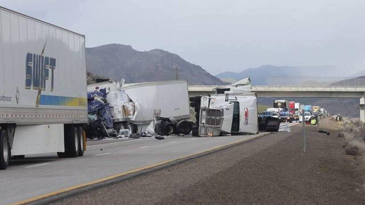 UPDATE: I-84 now open in eastern Oregon