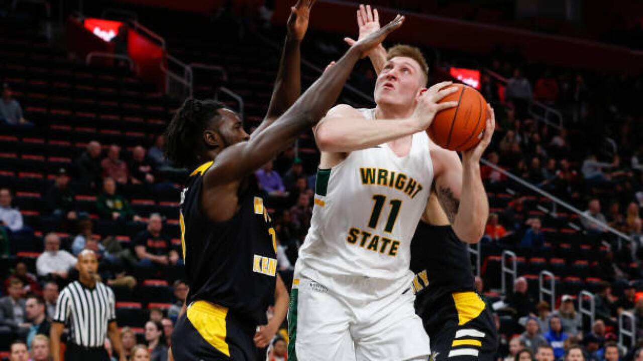Loudon Love, Jaylon Hall Lift Wright State Over Detroit Mercy