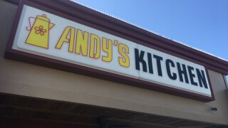 Andy's Restaurant has served up good food for six decades