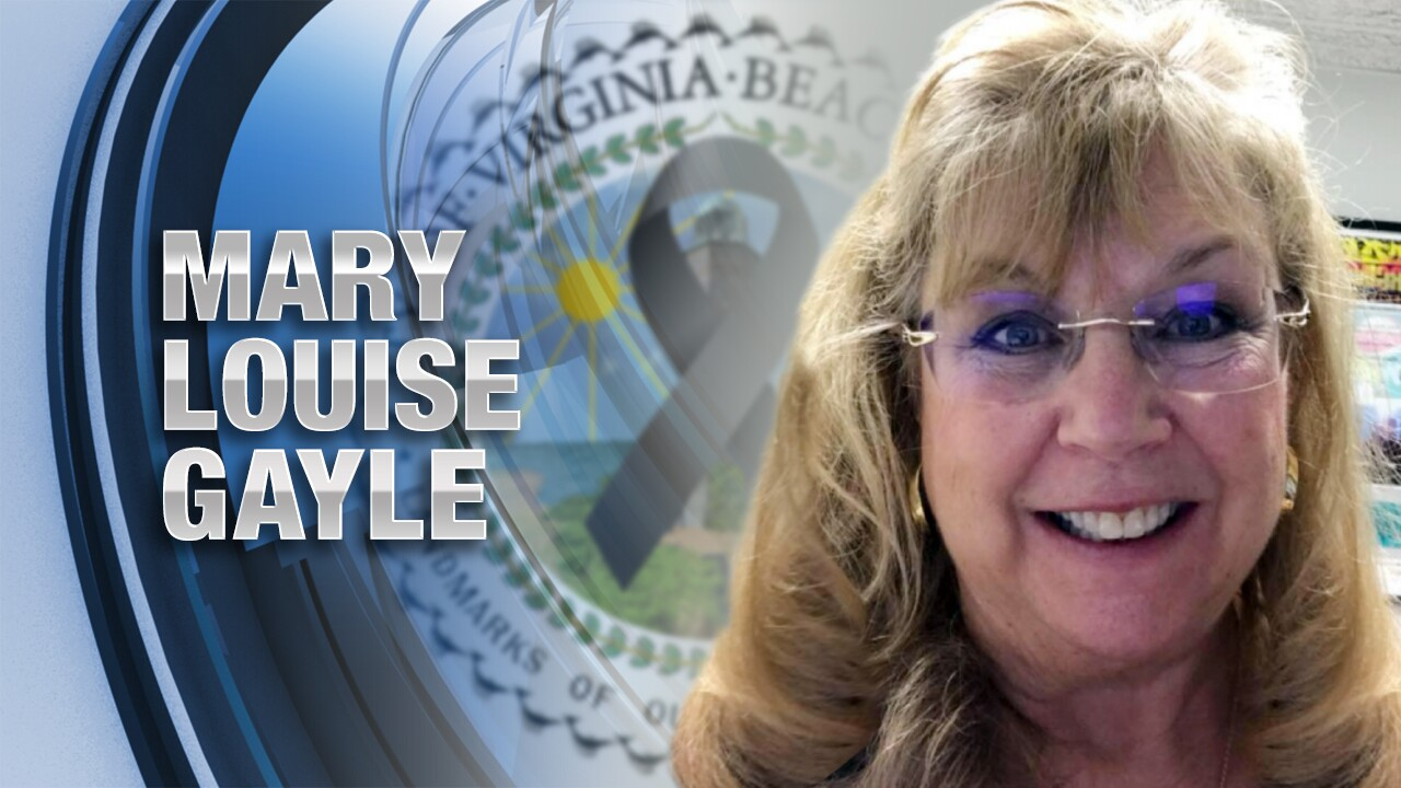 Virginia Beach Strong: Remembering Mary Louise Gayle