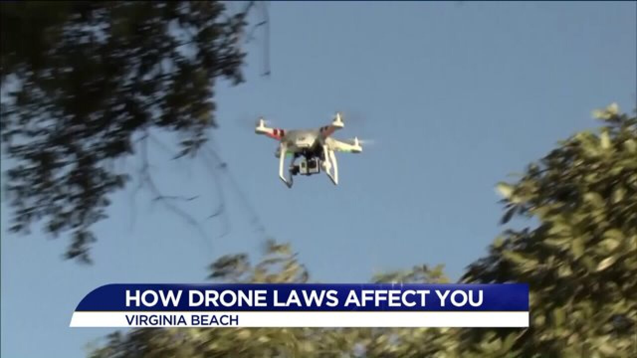 Got a drone for Christmas? The do's and don'ts of filming with your newdrone