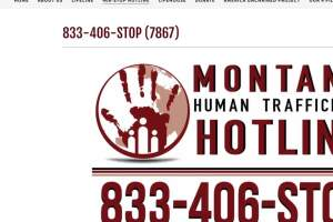 January marks Human Trafficking Awareness Month
