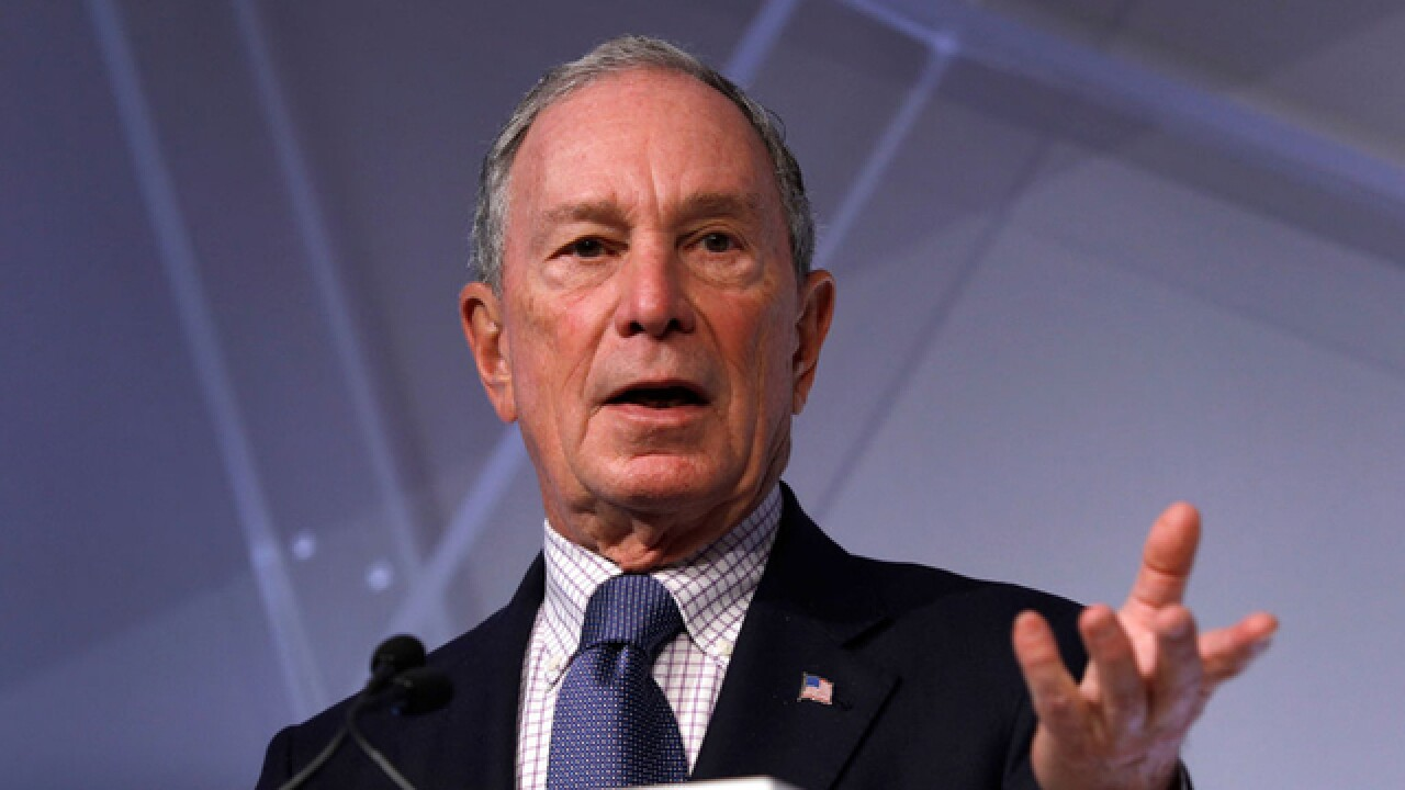 Cincinnati wins $2.5M climate grant from Bloomberg Philanthropies