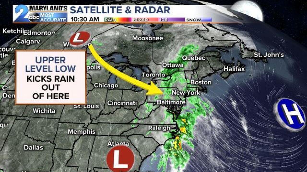 RAIN RECORDS BROKEN: A Super Soaked July