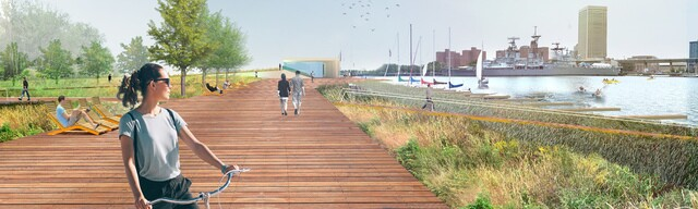 Check out the new renderings for Buffalo's Outer Harbor