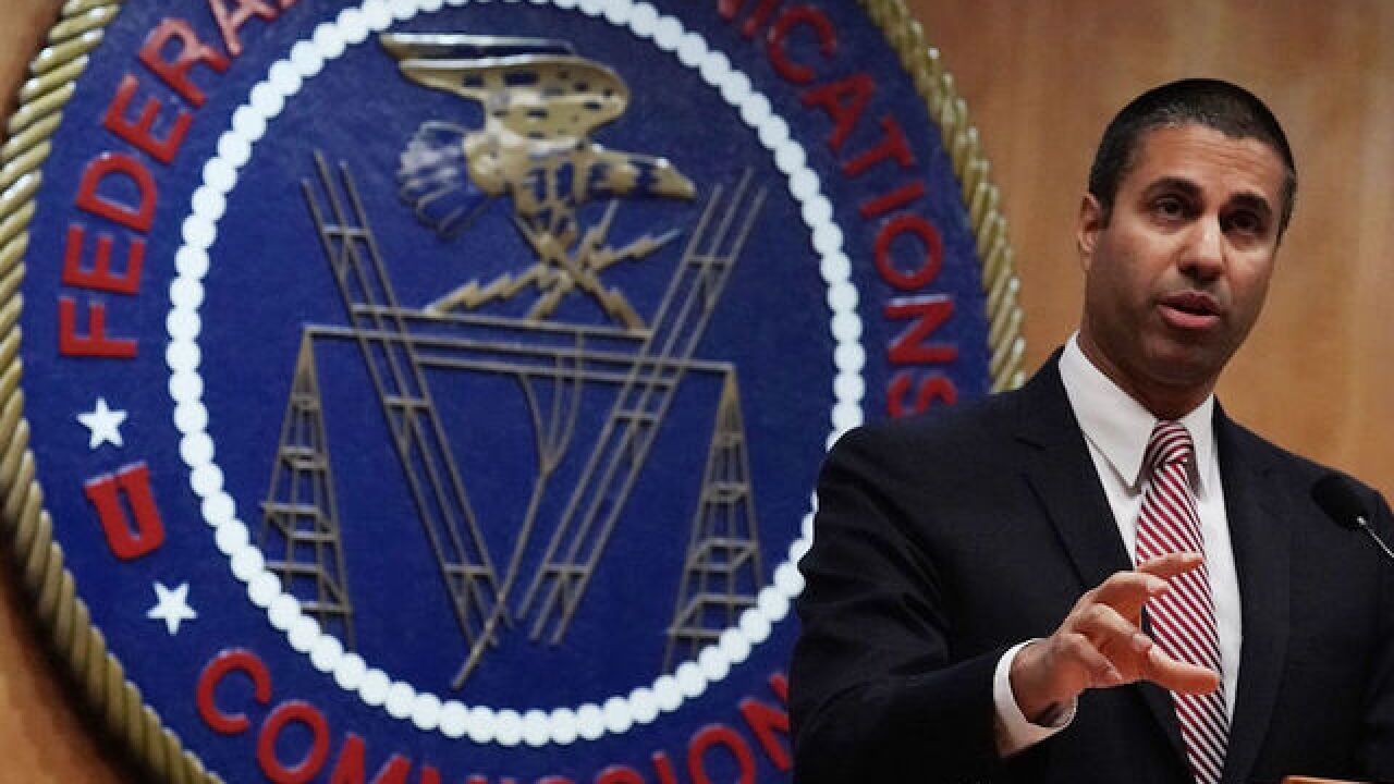 Repeal of net neutrality protections begins today