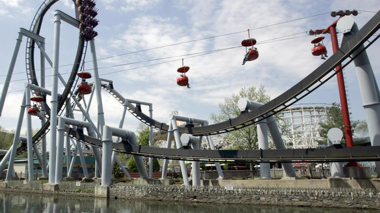 Hersheypark to reopen after flooding causes 1-day shutdown
