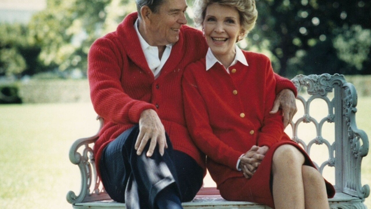 Social media reacts to death of Nancy Reagan