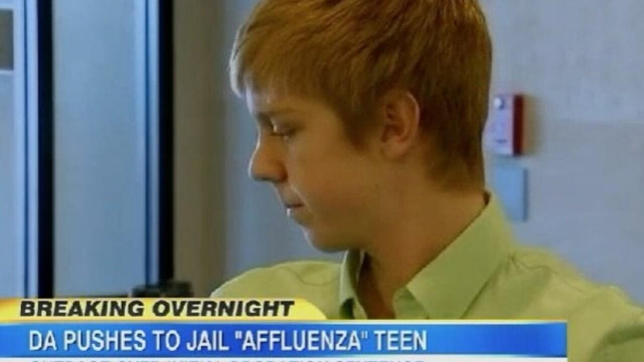 Sheriff on 'affluenza' teen: #1 on wanted list