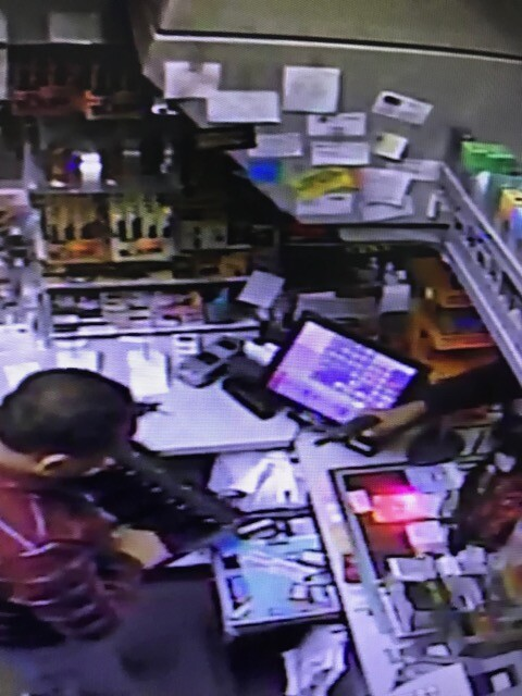 Photos: Sheriff's office looking to identify man who robbed Gloucester Co. convenience store at gunpoint