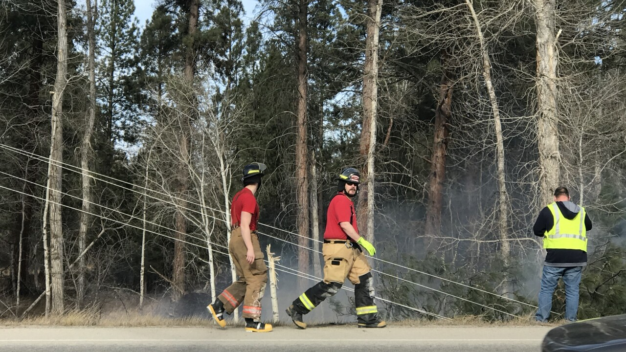 Florence fire