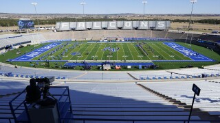 REPORT: Air Force-Baylor in talks for home & home football series