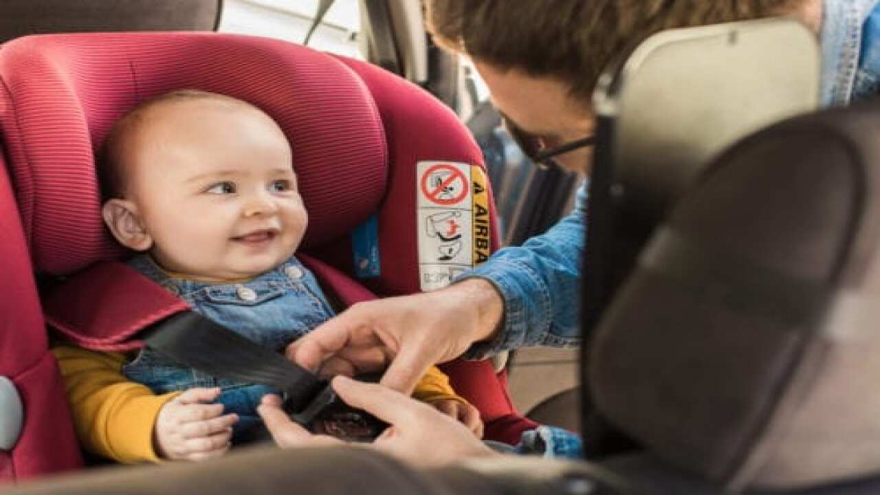 This Handy Chart Will Help You Figure Out Which Car Seat Is Best For Your Child At Every Age