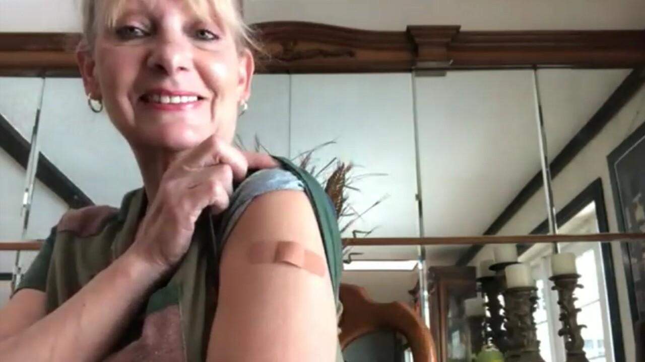 Anna Portuondo received her COVID-19 vaccine on Feb. 17, 2021.jpg