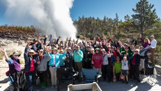 Yellowstone releases August 2019 visitation numbers