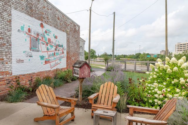 Photos: New town homes for sale at the historic site of Old Tiger Stadium
