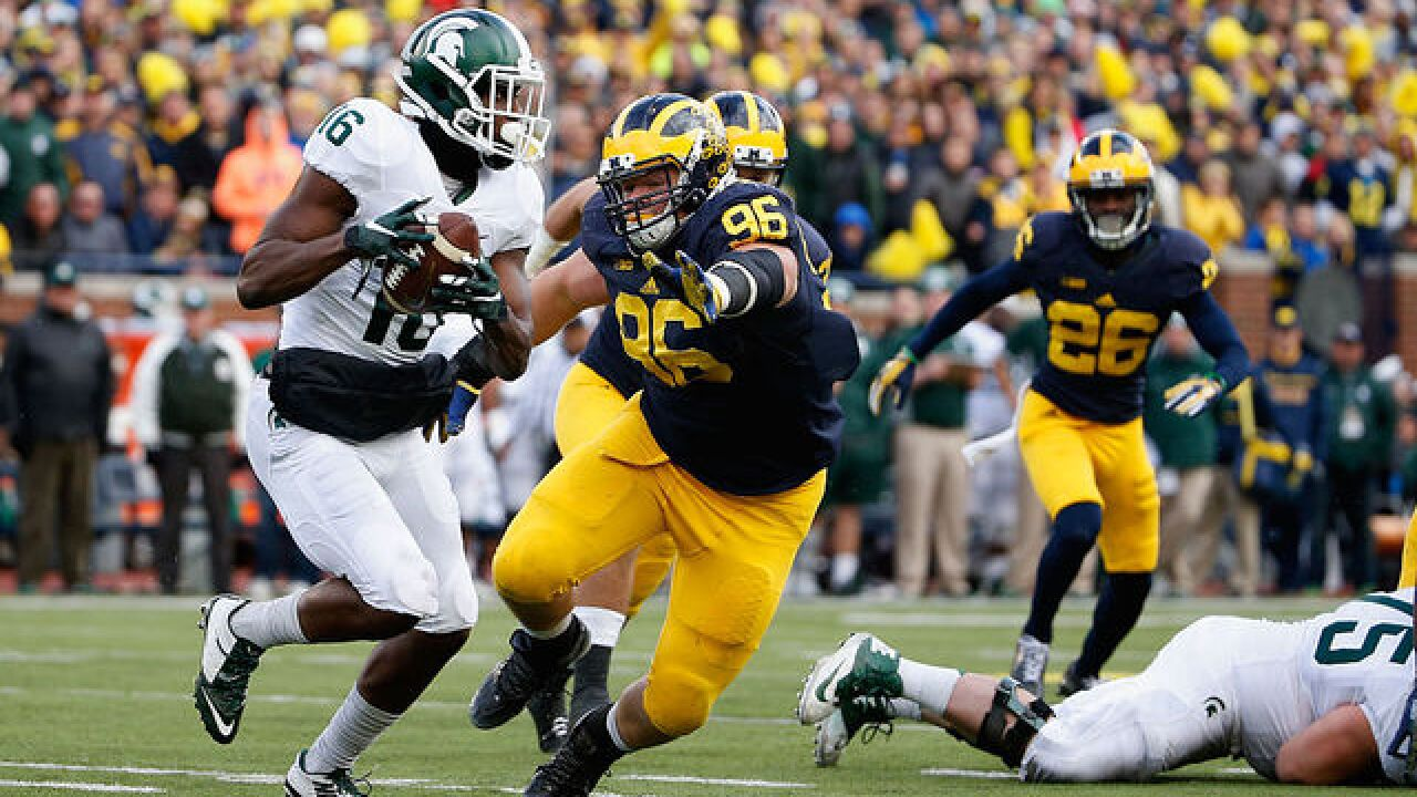 Michigan State Vs Michigan Football How To Watch Online Live