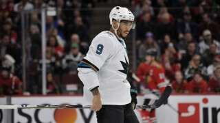 NHL players discuss options for racial injustice protests