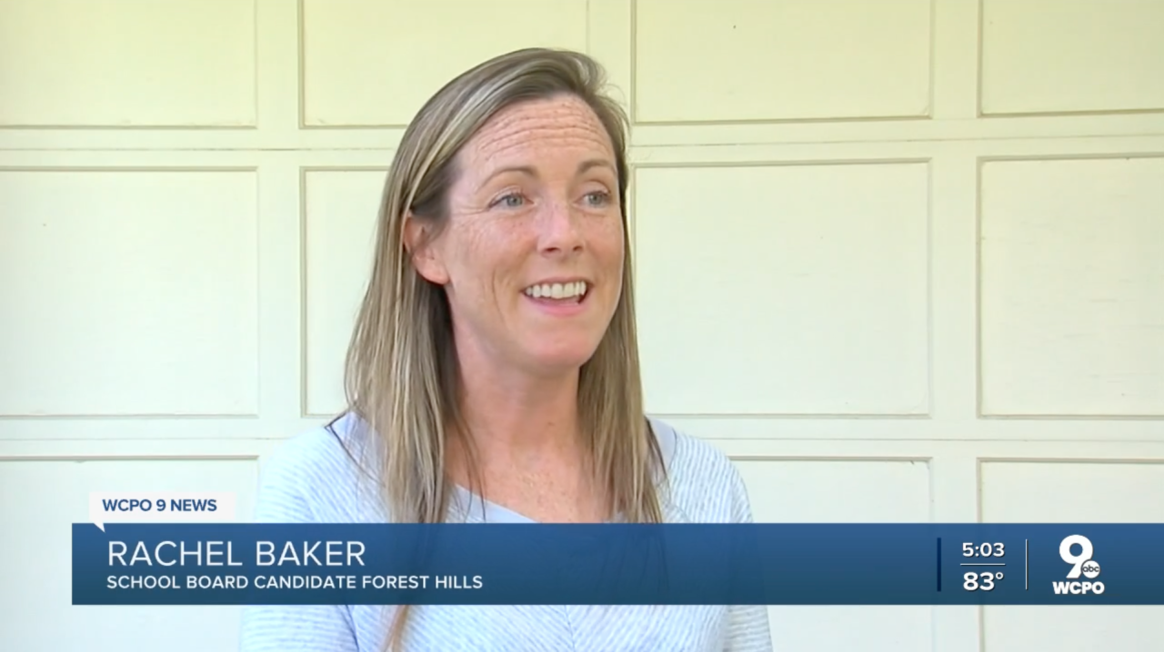 Rachel Baker - School Board Candidate, Forest Hills