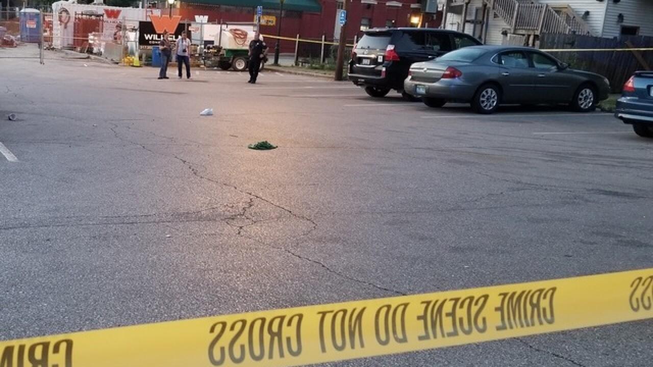 2 stabbed early Sunday near Mainstrasse