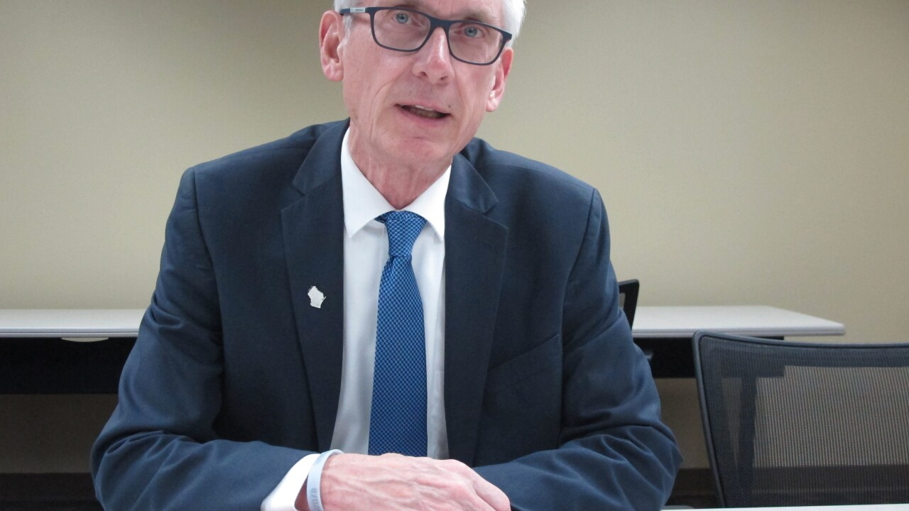 Wisconsin Governor Evers