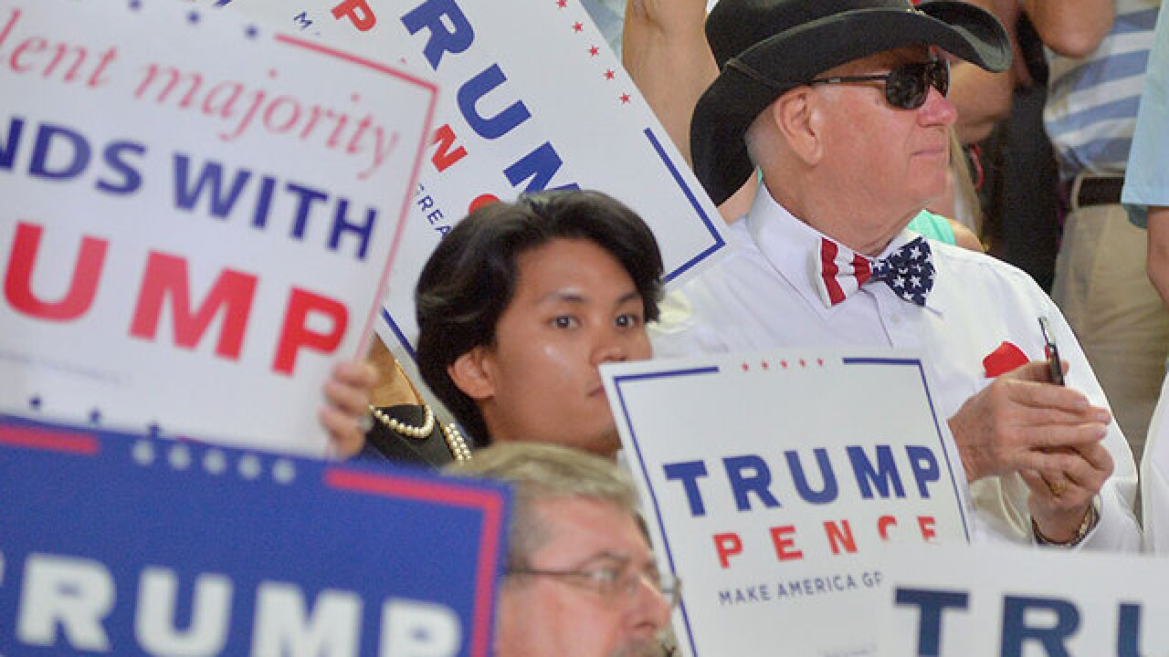 For Trump supporters, election fraud is a real fear