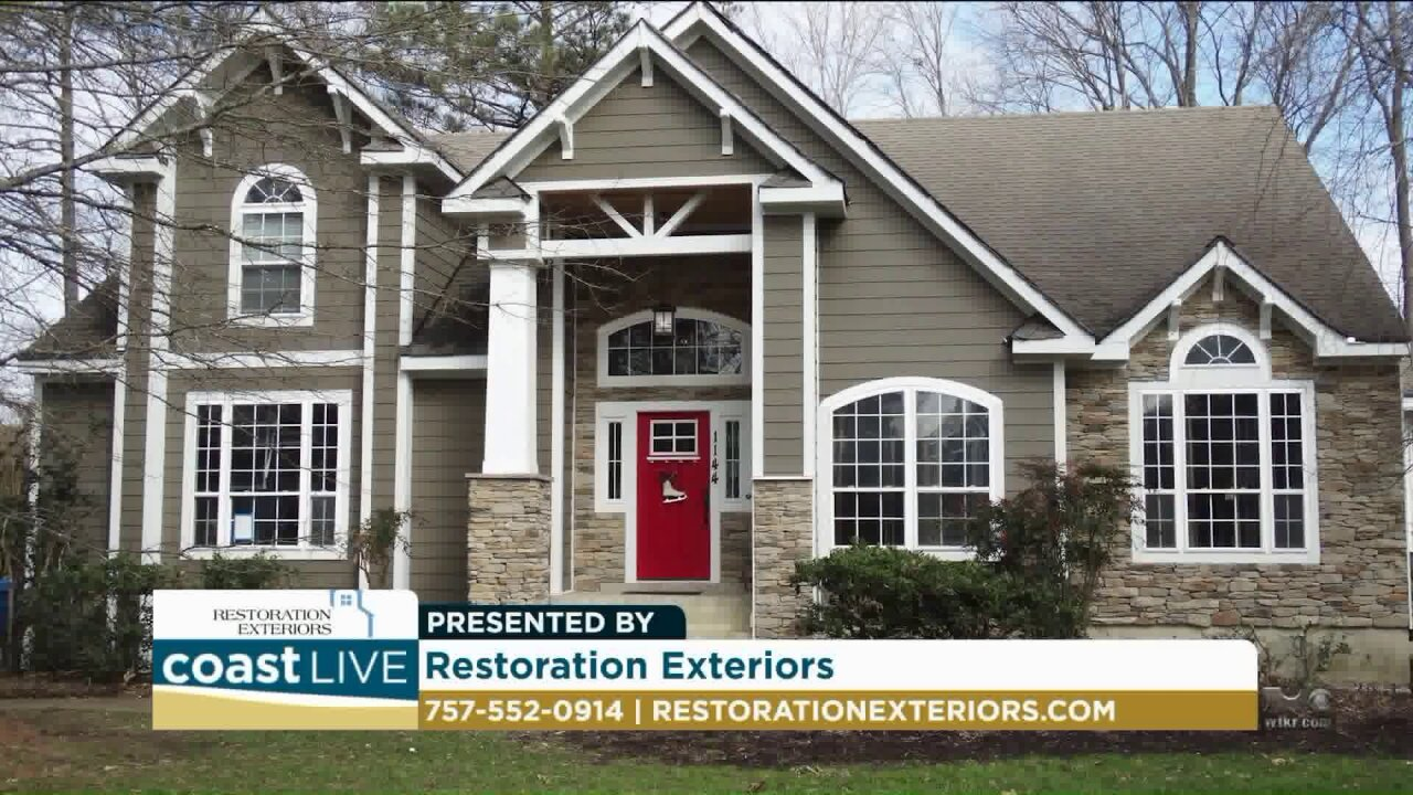 Advice for an upgrade to your home's exterior on CoastLive