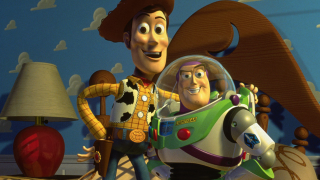 Toy Story animated movie